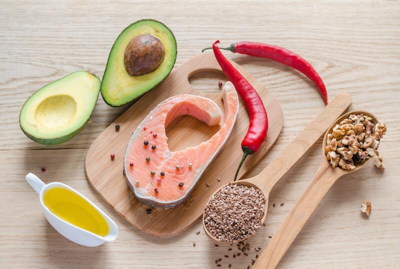 Omega 3 Nahrungsmittel