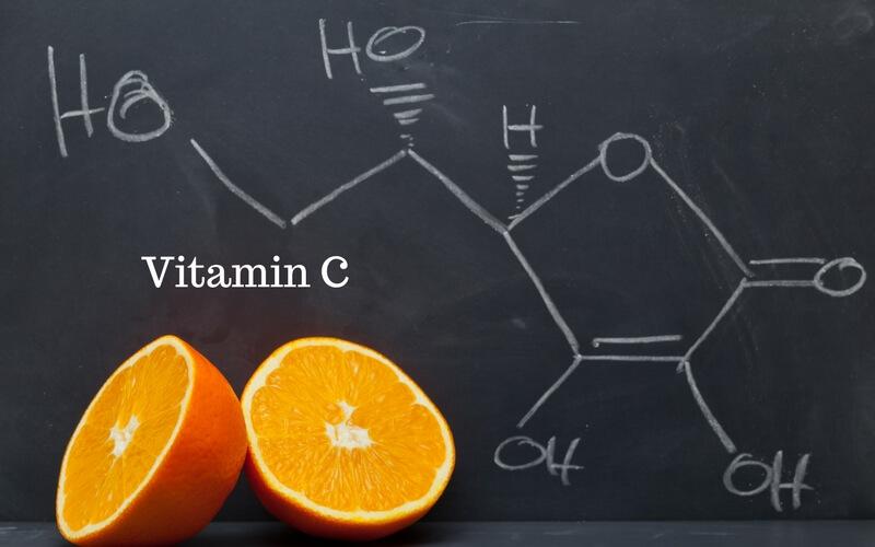 chemische formel Vitamin C